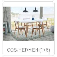 COS-HERMEN (1+6)